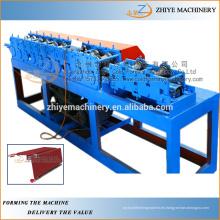 Marco de puerta ignífugo que hace la línea de producción de la fabricación / fabricante de la puerta del obturador de la diapositiva