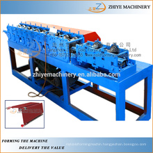 Automatic Galvanized Roller Shutter Rolling Door Making Machine/rolling Shutter Door Cold Forming Line