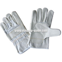Full Palm Furniture Leather Working Glove-4023
