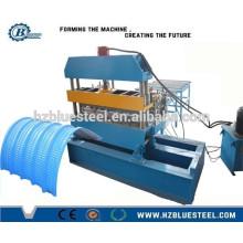 Edelstahl-Metallblech Crimp-Kurvenmaschine