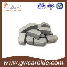 Cemented Carbide Brazed Insert or Tips
