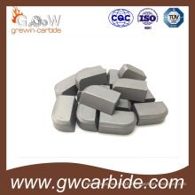 Inserto ou pontas soldadas de metal duro cimentado