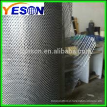 Expanded Metal malha para construção / malha de metal de alta qualidade expandida com certificado ISO9001