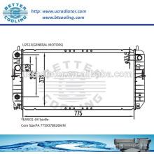 Wasserkühler für General Motors Sevilla 01-04 OEM: 52486867/52486868