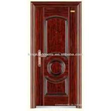 Kommerzielle Stahl Sicherheit Tür/Stahl Eingang Tür KKD-309 von chinesischen Fabrik