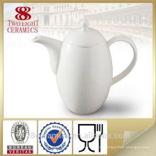 Sistema al por mayor del té de China del hueso, cafetera de cerámica turca de Chaozhou
