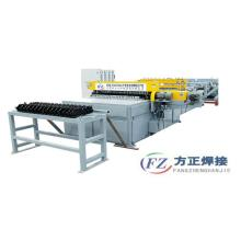 High Quality Welded Diamond Wire Mesh Machine
