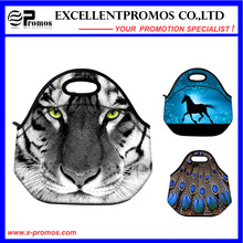 Alta calidad de moda aislados personalizados neopreno bolsa de almuerzo (EP-NL1603)