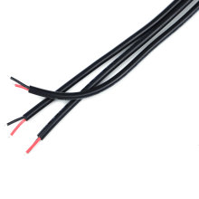 IP68 Waterproof 2X2.5mm2 Twinned Core DC Solar PV Electric Cable