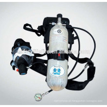 oxygen breathing apparatus/Breathing Apparatus/Fire safety Breathing