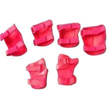 Inline Skate Crianças Red Protective Gear
