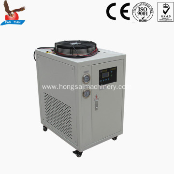 2hp air cooled glycol chiller machine