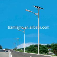 5 años de garantía solar llevó la luz de calle con el disipador de calor 60w llevó el precio de la luz de calle