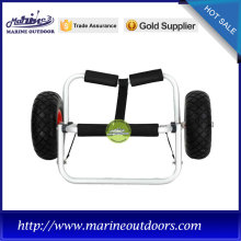 Factory made hot-sale for Kayak Anchor Canoe kayak trailer, Anodized frame cart for boat, Aluminum dolly carrier export to Saudi Arabia Suppliers