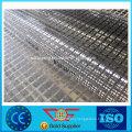 Asphalt Reinforcement Glass Fiber Geogrid 50kn for Road
