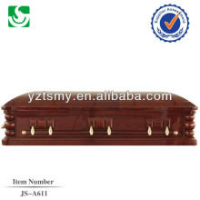 JS-A611 Reasonably priced custom timber caskets