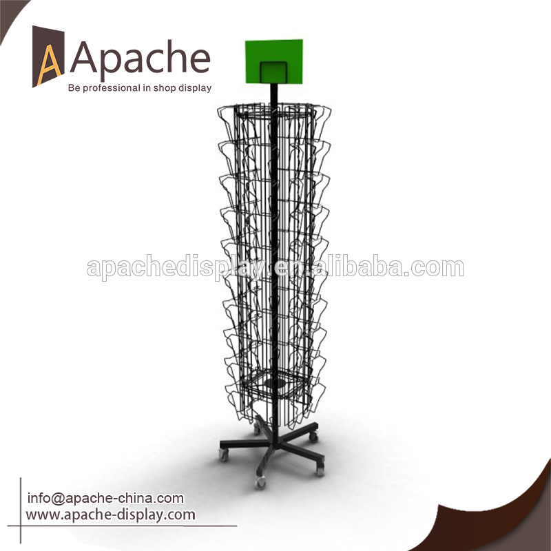 pocke wire display stand