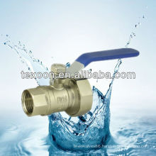Double Joint Activities Nickel Plated Brass PPR Ball Valves,126-PPR3