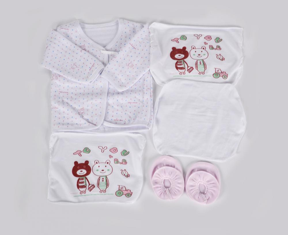 Pure Cotton Newborn Clothes