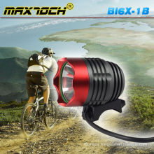 Maxtoch BI6X-1B High Power LED Bike Light Rechargable Flashlight