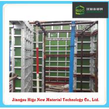 Construcción de aluminio de alta calidad de la construcción de encofrado de aluminio