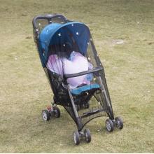 Moskitonetz für Kinderwagen