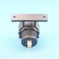 Daier высокое качество 5V~30В автомобиля двойного порта цифровой вольтметр и амперметр с кронштейна одной панели отверстие