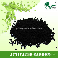 columnar carbon charcoal used in sewage water treatment