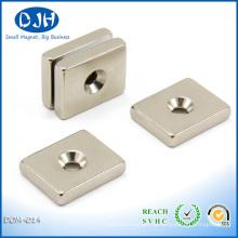 N50 Seltene Erde Super Gauss Monopol Magnet für Industrie