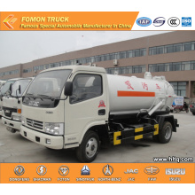 Dongfeng 6000L Suction Sewage Truck للبيع