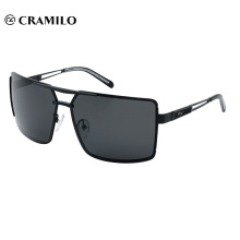 billige Sonnenbrille aus Metall (J6483)