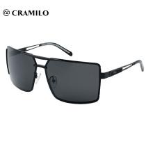 gafas de sol baratas de metal (J6483)