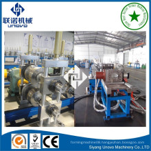 Steel Profile Security Fireproof Door Frame Roll Forming Line