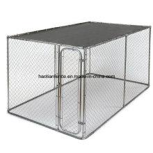 Large Outdoor Iron Fence Dog Kennel Wholesale