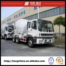 Máquina del mezclador concreto de alta eficiencia, Trcuk del mezclador concreto para la venta