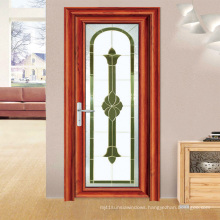 Feelingtop modern Casement Thermal Break Aluminum Hinged Living Room Door