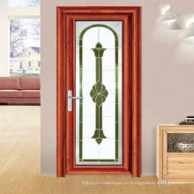 Feelingtop современных створки терморазрывом алюминиевые распашные двери гостиной