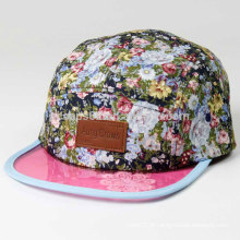 Capacete de chapéu atraente de 5 painéis