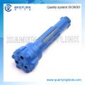 Br-Serie Mitteldruck-Gesteinsbohrer DTH Hammer Bits