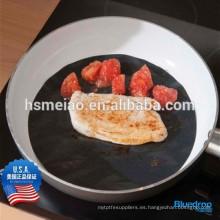 Aseguramiento del comercio teflon ptfe bbq grill mat