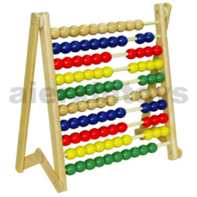 Wooden Educational Foldable Abacus (80004)