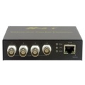 5 porte Ethernet su Coax Coverter