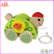 2015 New Wooden Toy Animal for Kids, Popular Wooden Toy Animal for Children, Hot Sale Cute Wooden Toy Animal for Baby W05b036