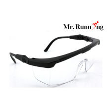 Chemical Eye Protection Glasses , Ac Lens Safety Eyewear For Lab