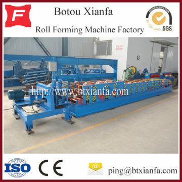 Galvanized Steel Sheet C Shape Purline Roll Forming Machine