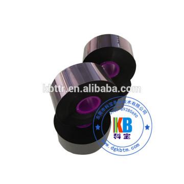 Near edge 55mm*1000m compatible Markem Domino printer ribbon