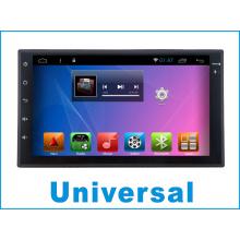 Android sistema carro dvd GPS para 7 polegadas universal com navegação / Bluetooth / TV / WiFi