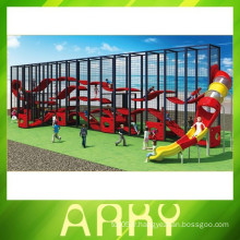 Hot Sell Children Play Large Outdoor Fitness Sports slide