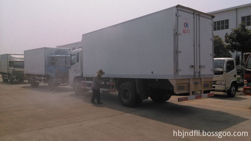 Refrigerated Truck 70
