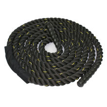 "1.5 ""30Ft Poly Dacron Strength Training Undulation Battle Rope Ejercicio físico"